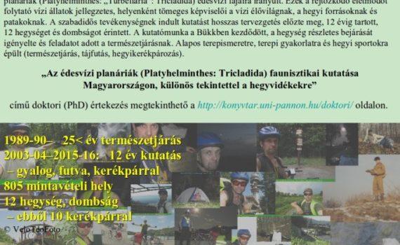 PLANARIAK_TRICLADS_HUNGARY_Fulep_Teo_PhD_poszter_net